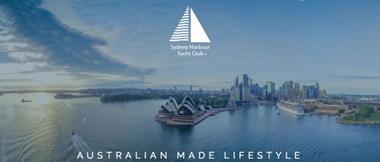 Sydney Harbour Yacht Club Brand For Sale