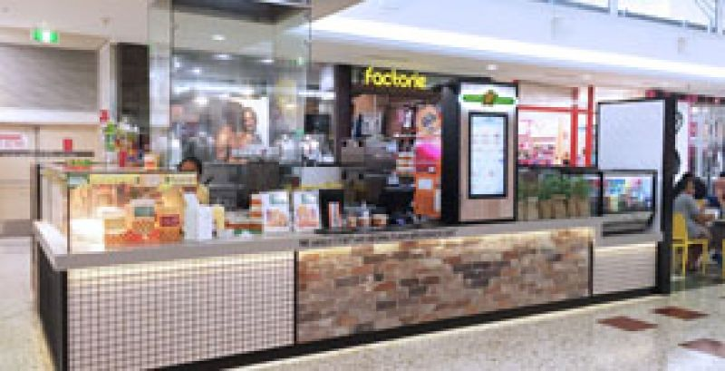 Franchise Food Kiosk, Westfield Mount Druitt, Ideal for Husband and Wife team -