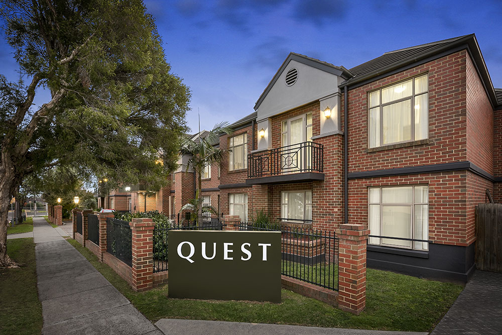 Excellent opportunity to join the rapidly growing Quest Hotel Franchise network
