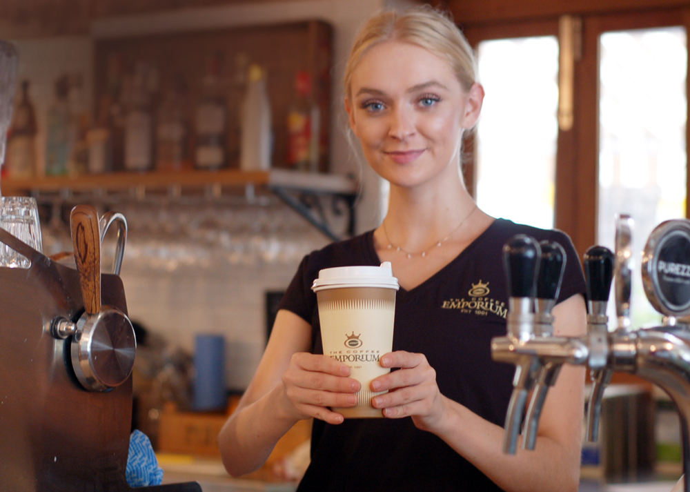 Join the growing Coffee, Cafe & Food Franchise in QLD, The Coffee Emporium