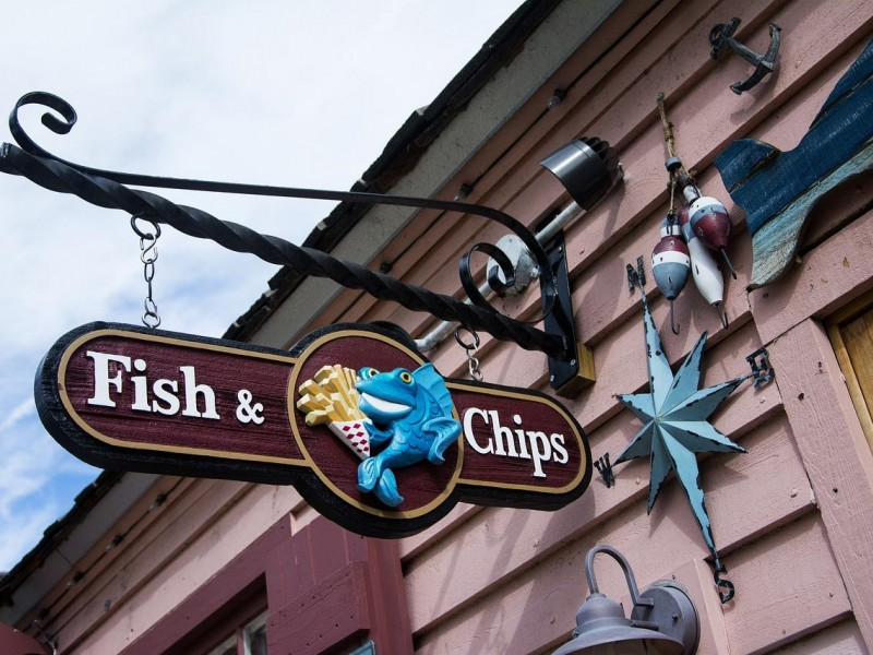 Fish and Chip Shop With Additional Retail- Business For Sale Ref #3601