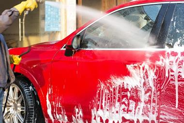 Hand Car Wash in Shopping Centre Business for Sale #3269