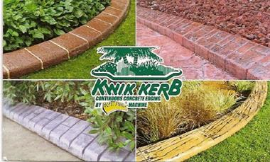 Kwik Kerb Landscaping Business for Sale #3293