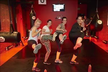 Not your average gym! 9Round Australia's fastest growing fitness franchise