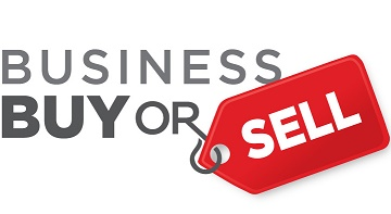 Business Buy or Sell Logo