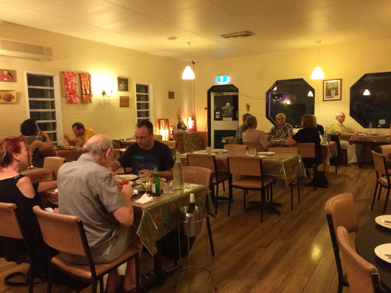 Restaurant in Fremantle, neighbourhood with WA Top 5 cafe
