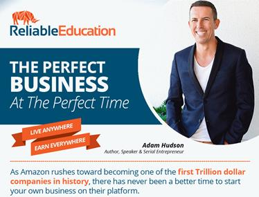 AMAZON Australia is OPEN! Free Training Shows...