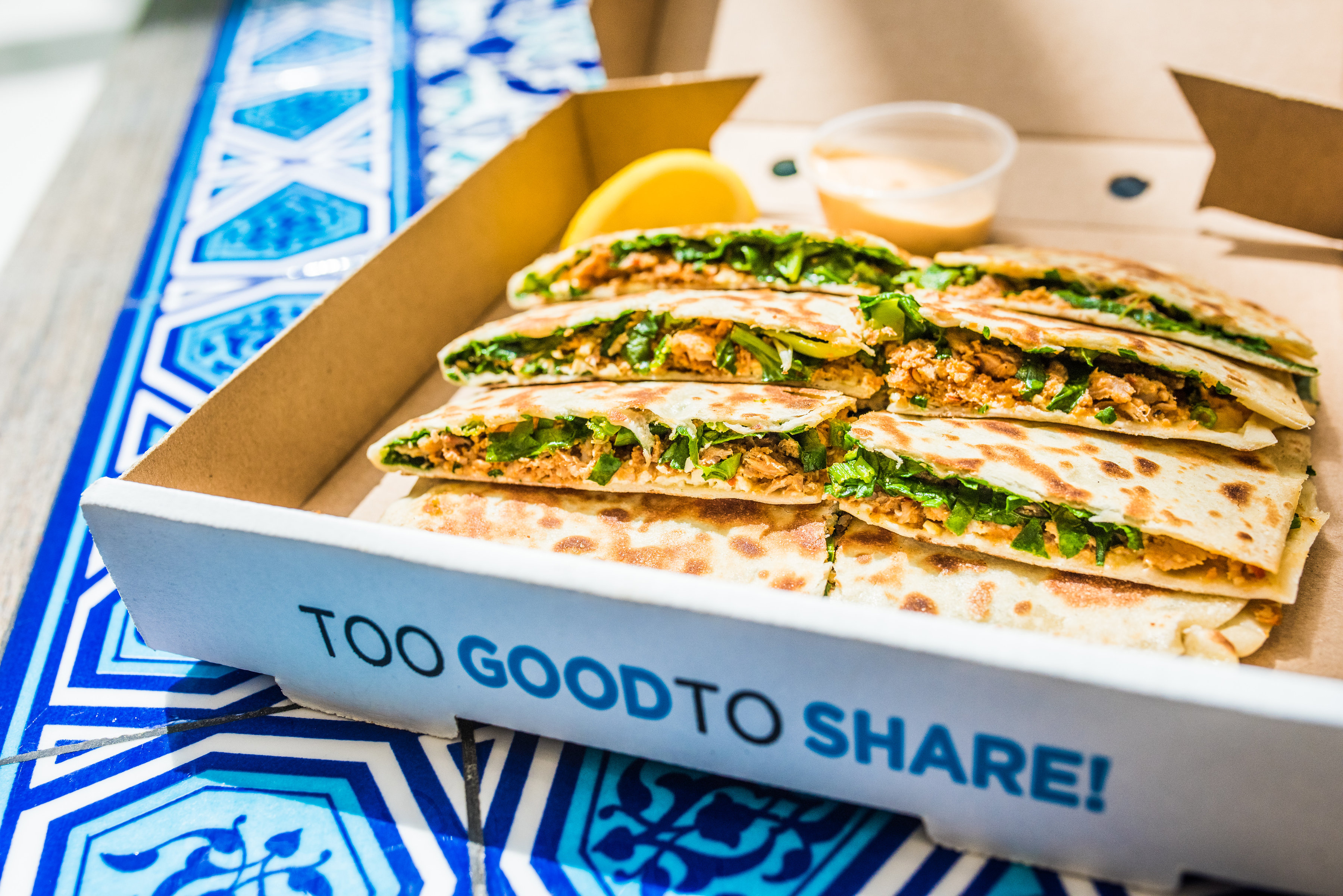 Healthy, Fresh & Fast: Gozleme King : Australia's premier  Turkish Street Food