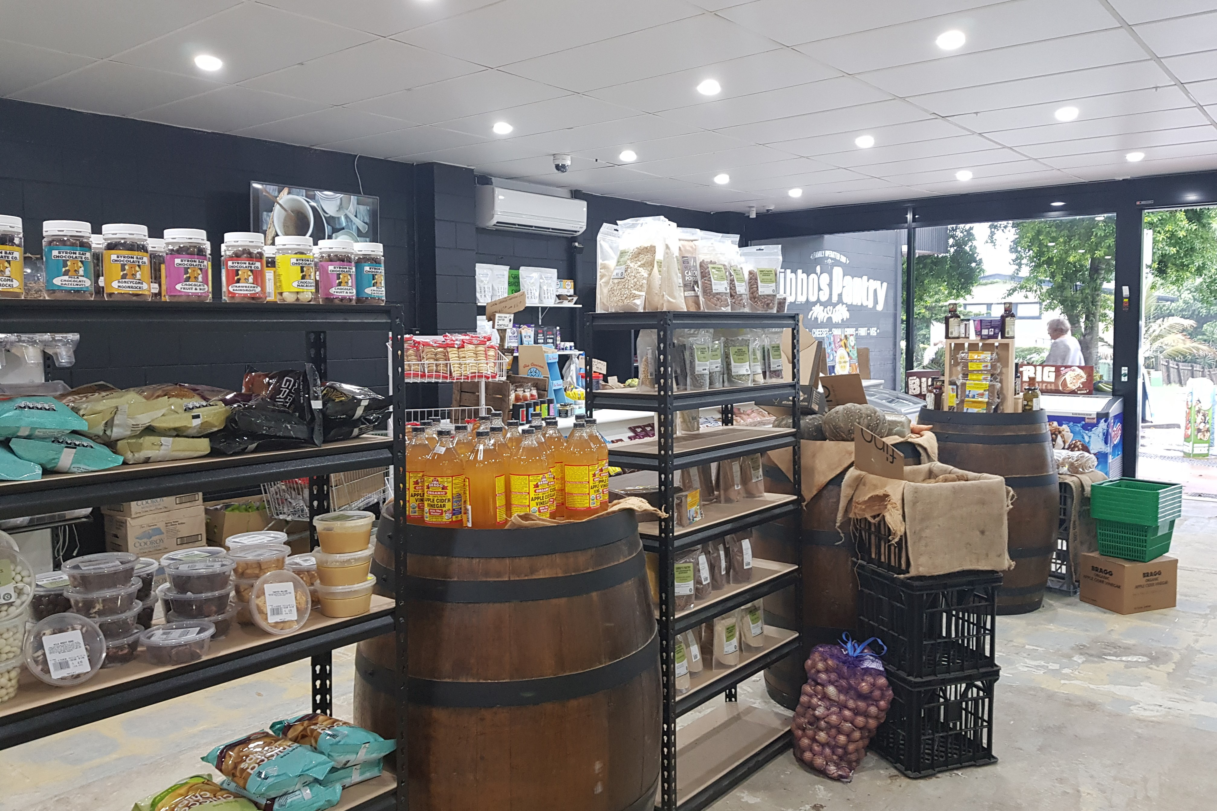 Gourmet Specialty Food Store