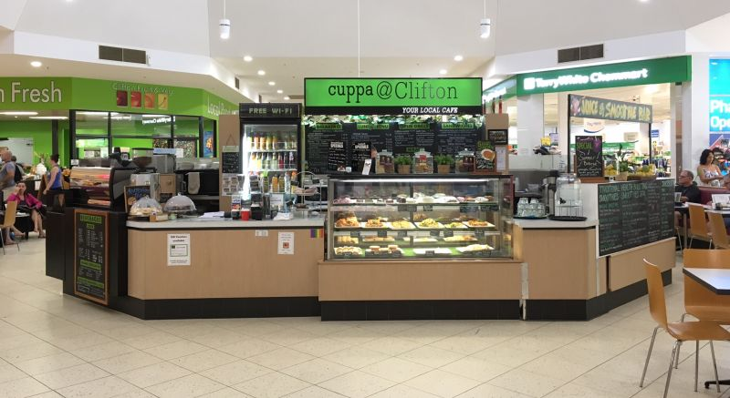 Well-established, Busy Cafe with Turnover of Over $500,000 for sale.  Far North