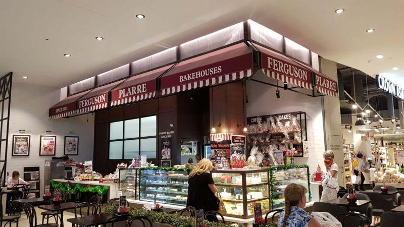 Ferguson plarre Bakery CAFE (Eastland)
