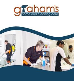 Grahams Home & Cleaning Care - Great Franchise Opportunity