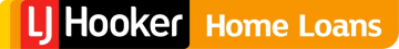 LJ Hooker Home Loans Logo
