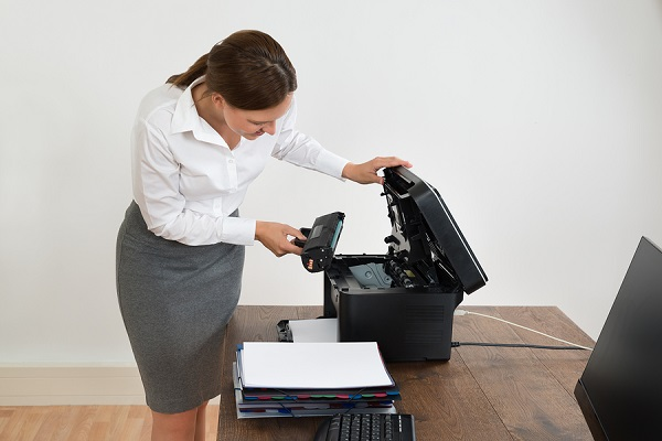 Fully Staff Managed Printer & Related Product Supply Business