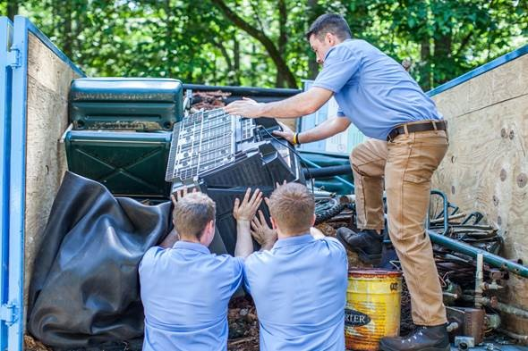 Home & Brisbane Based Rubbish Removal Service, High Gross Profit