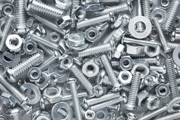 Nuts/Bolts/Screws & Fasteners Wholesaler/Distributor & Supply, Including Outlet
