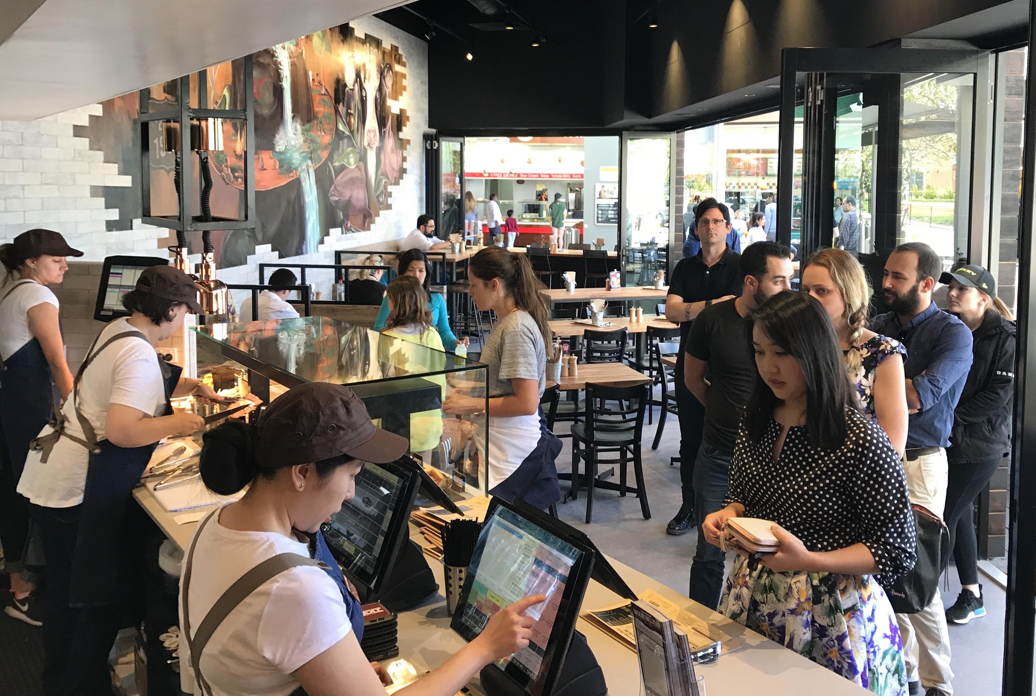 Bucking Bull Ellenbrook Central – New Store Franchise