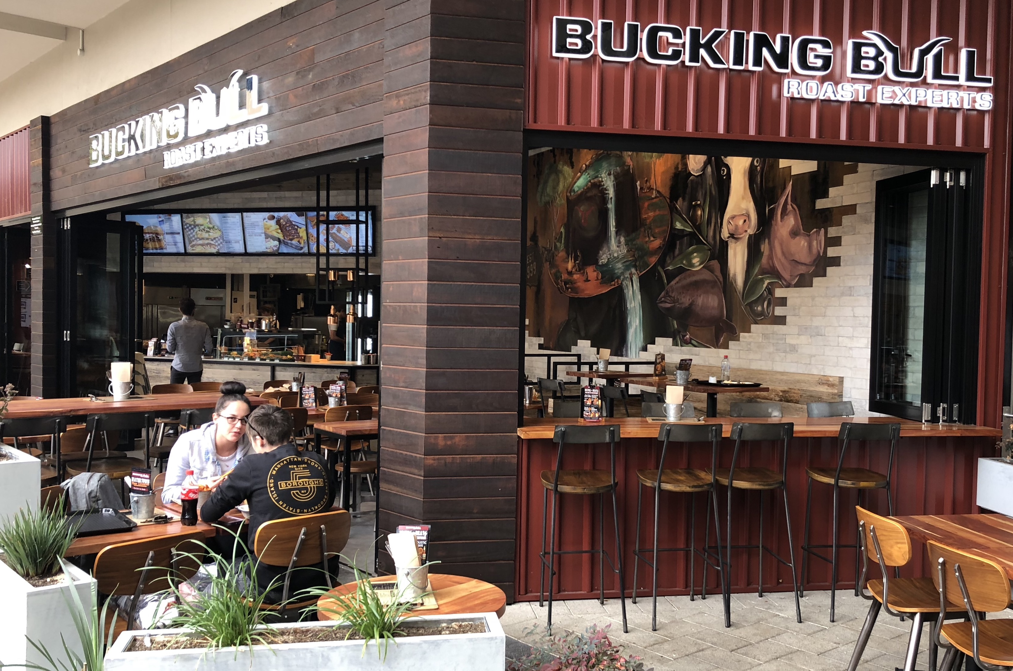 Bucking Bull Watertown – New Casual In-Dining Franchise