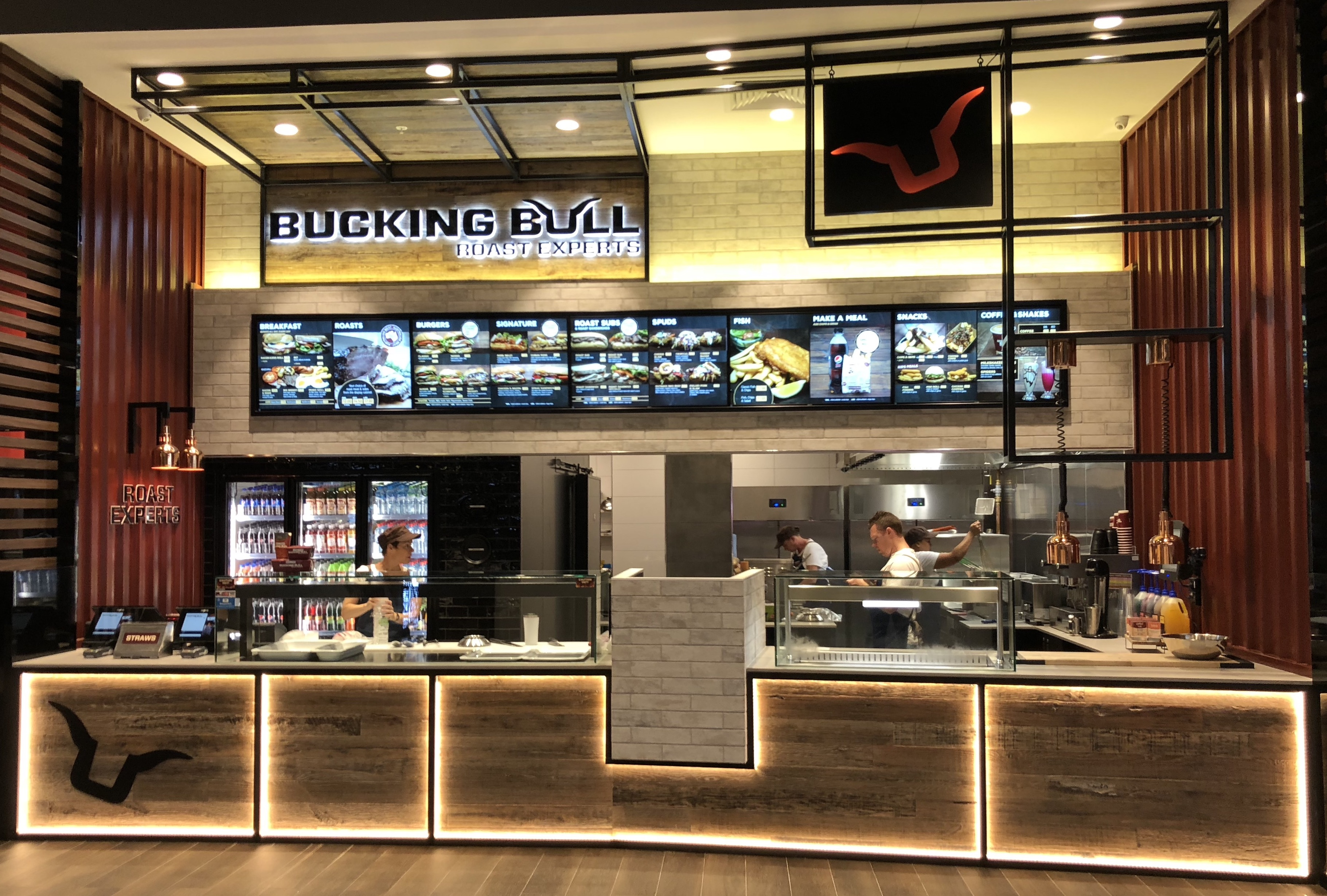 Bucking Bull Mandurah Forum New Store 0