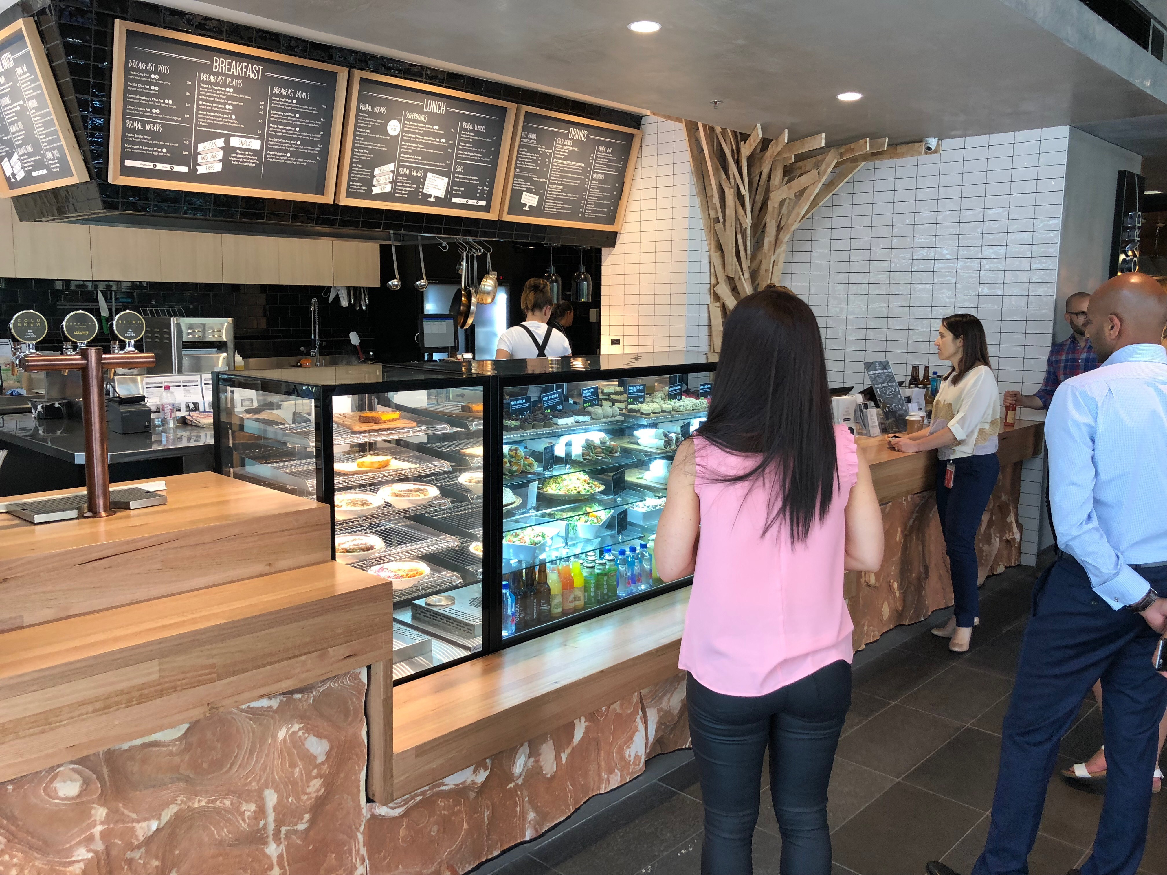 Primal Pantry Brookfield Place – New Clean Eating Store