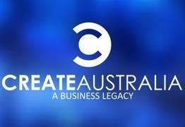 Create Business Australia Logo