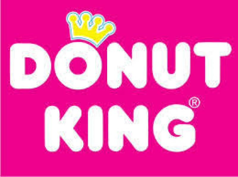 Donut King Company Store Business For Sale