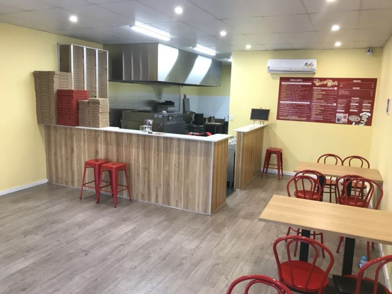 Busy Pizza takeaway business for sale