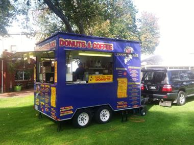 AMAZING VALUE - TWO MOBILE CATERING/ FUNCTION VANS - INCOME YOUR CONTROL - IDEAL