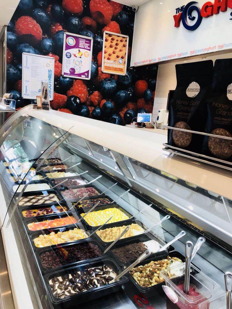 Yoghurt Shop business for Sale