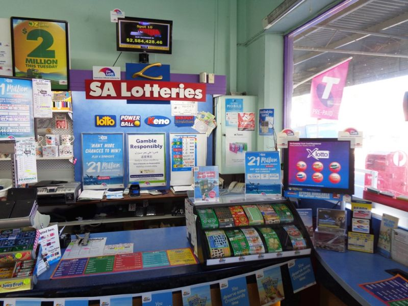 NEWSAGENCY / LOTTO / GIFTS / EXCELLENT RETURNS