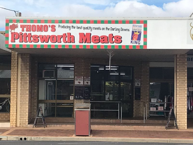 Thommo's Pittsworth  Meats & Small Goods