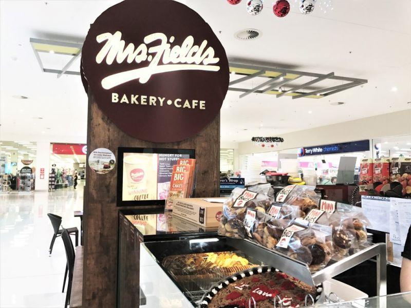 Mrs Fields Bakery Cafe