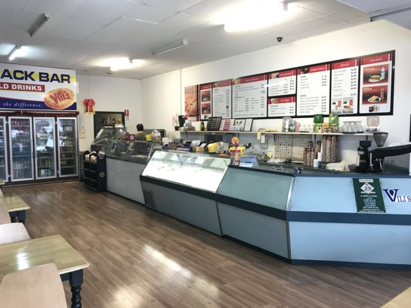 Coffee shop Snack Bar business for Sale
