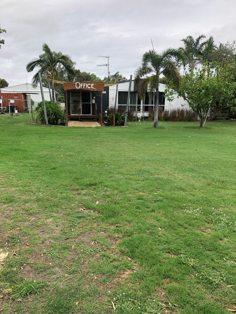20% RETURN on Freehold Caravan Park close to two major highway intersections In