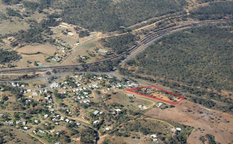 Freehold Caravan Park on the Bruce highway at a very realistic price