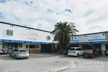 FOR SALE - COVE TAVERN (QUEENSLAND) PTY LTD