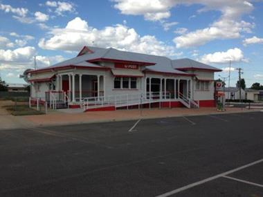 Post Office and Property - 1 Terminal, 5 days PW For Sale