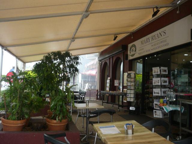 Brisbane LPO, Coffee Shop, Book Shop and News