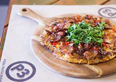 Pizza Pasta Please (P3) - Franchise Opportunity Parramatta, NSW