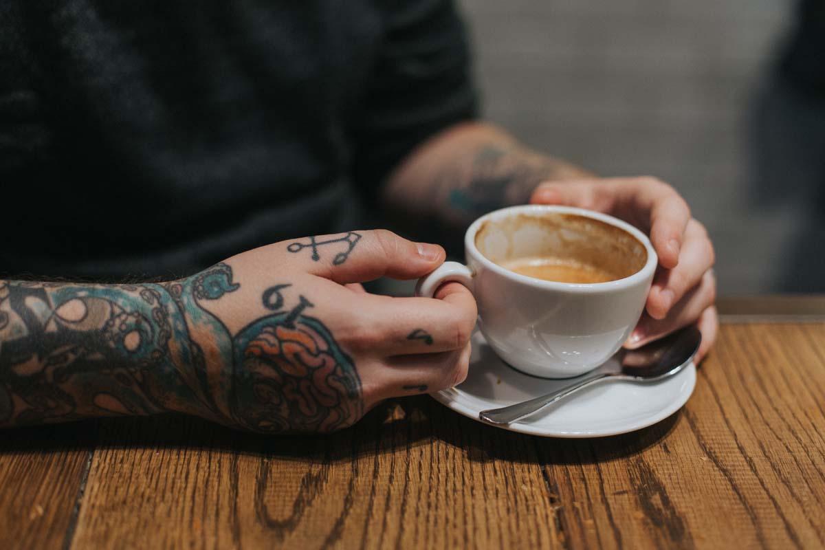 Espresso Bar in Central Albury
