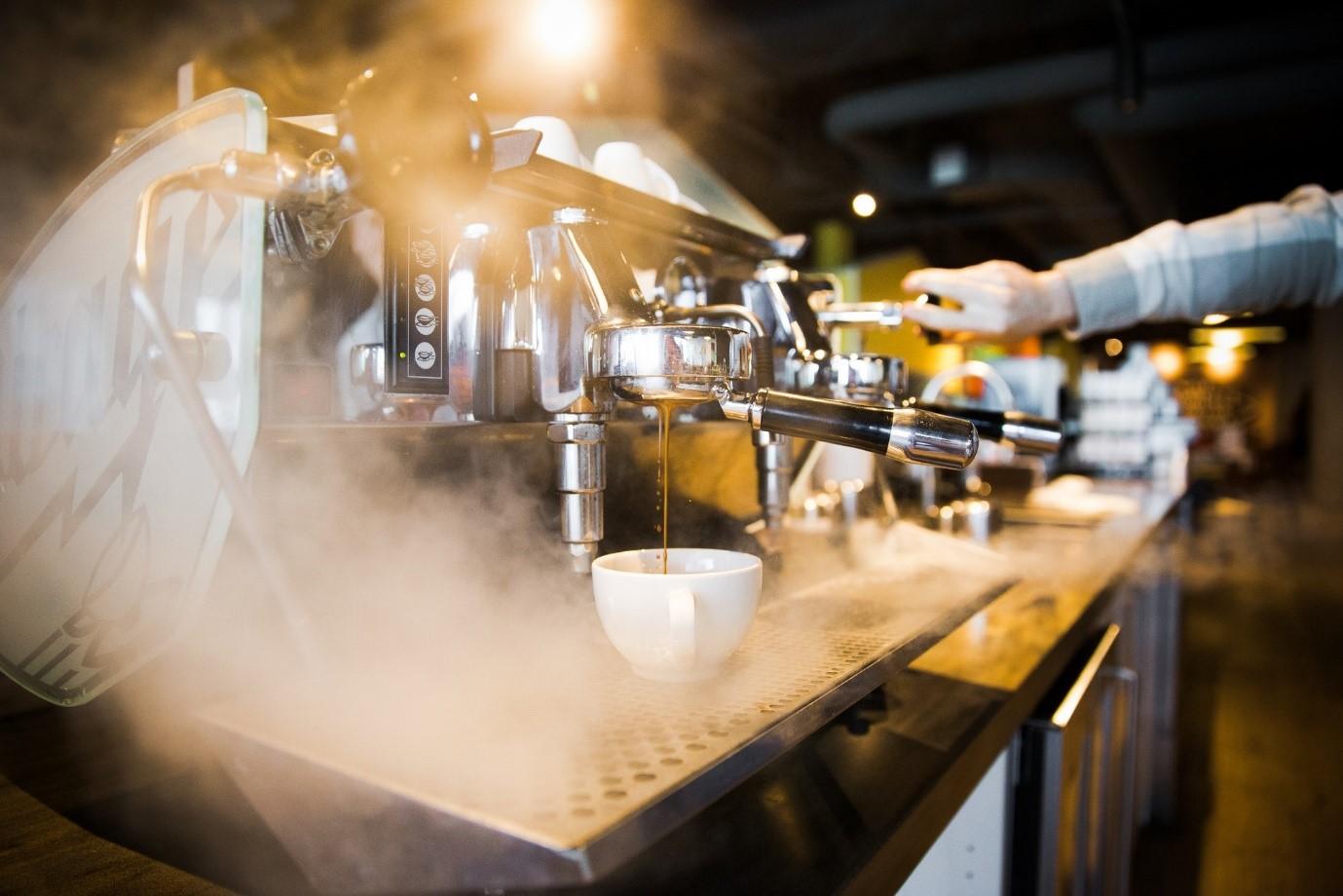 Bustling CBD Espresso Bar | 5 Day Trading
