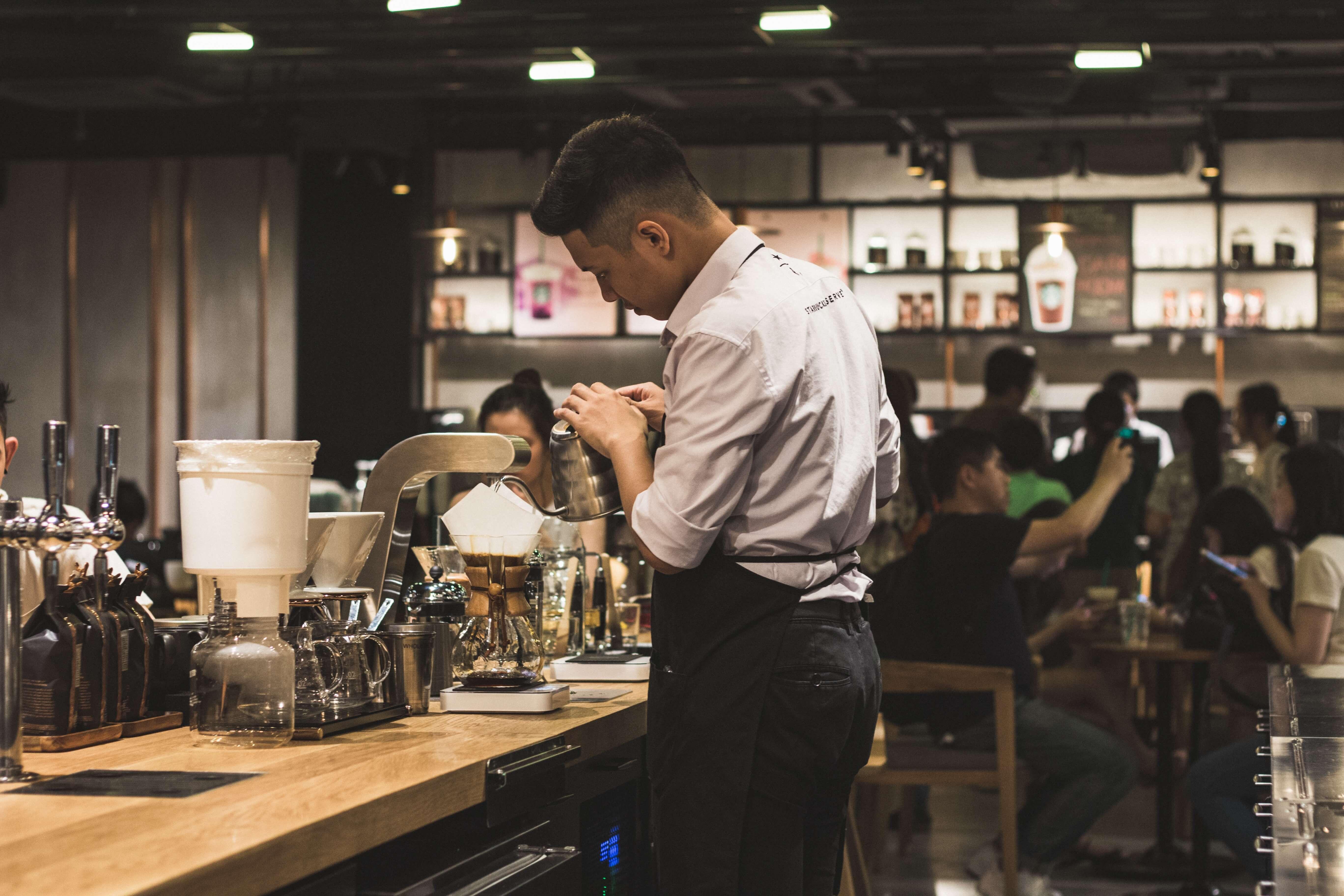 Busy Inner West Café/Espresso Bar