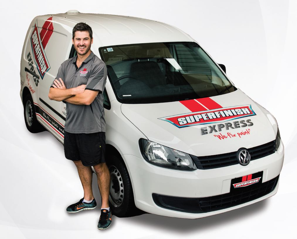 Own one of Australias leading mobile paint repair Franchises: Townsville
