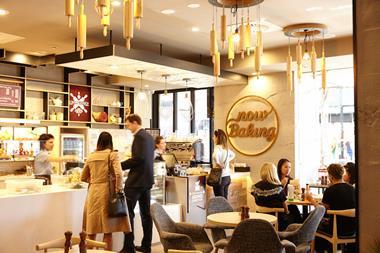 New Muffin Break Kiosk Cafe In Croydon Central, VIC