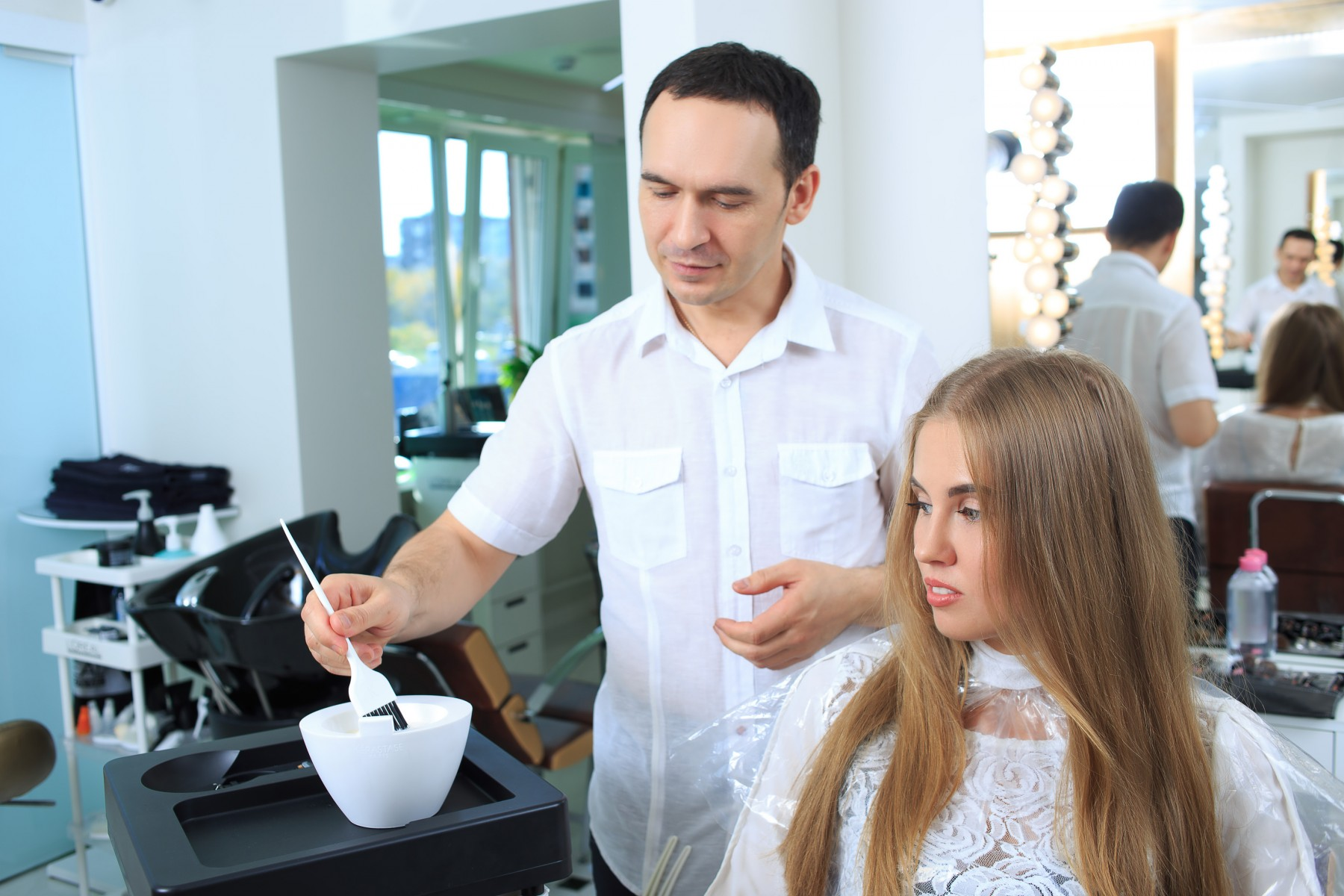 Victoria Point Hair Salon For Sale Fully Managed, Great Location in Queensland