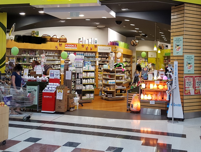 FIRST TIME OFFERED - WELL ESTABLISHED RETAIL HEALTH, ORGANIC & VITAMIN STORE