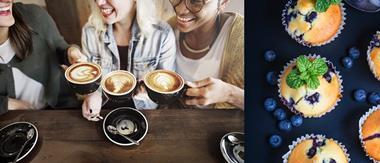FRANCHISE CAFE FOR SALE - MUFFIN BREAK - BRISBANE AREA