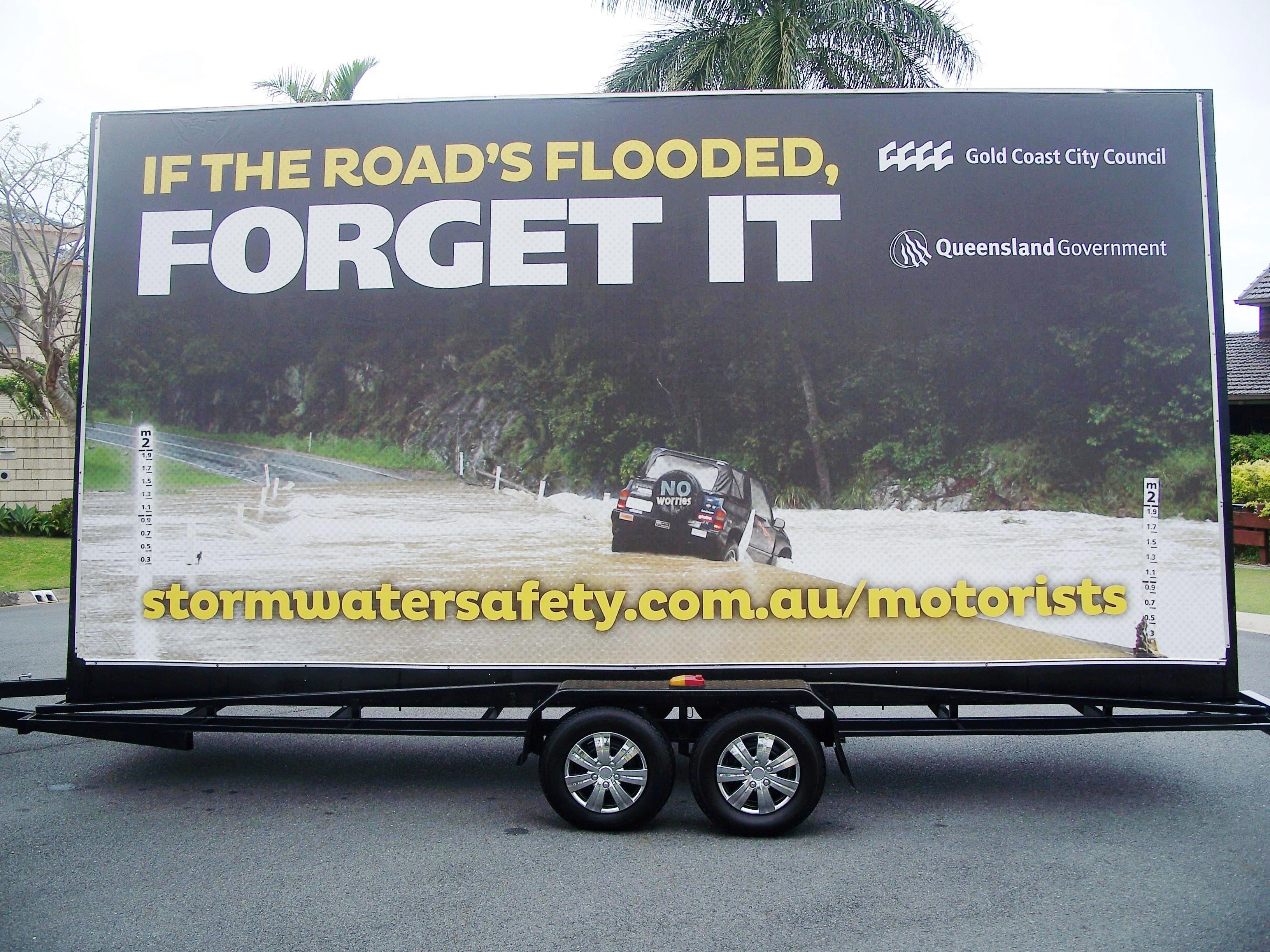 Mobile Billboard Business For Sale in Queensland
