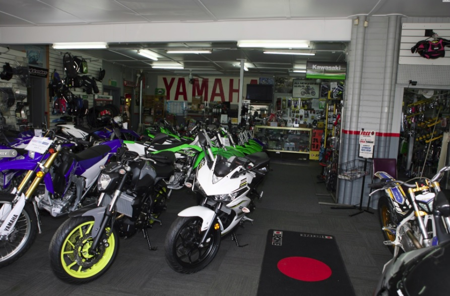 Iconic Motorcycle Dealership For Sale | Lithgow