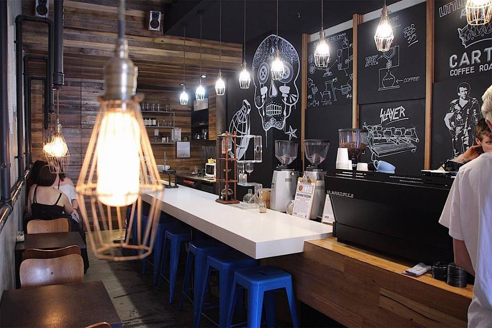 Popular 5 Day Espresso Bar and Cafe For Sale in Melbourne CBD